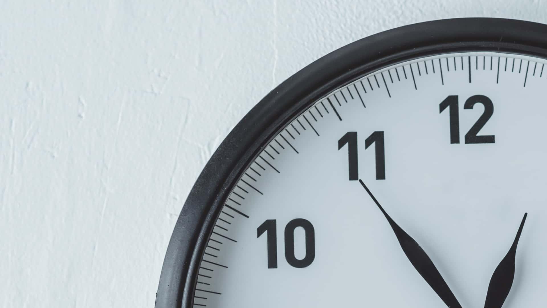 Relógio de parede: Qual é o melhor de 2020?